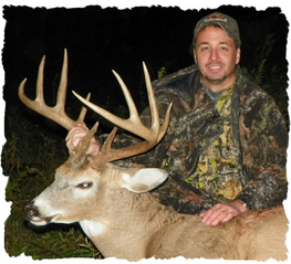 What are some places to deer hunt in Ohio?